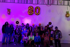 Bal année 80