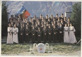 Inauguration des Costumes 1979